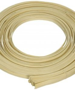 Commonwealth Basket Flat Reed 3/8-Inch 1-Pound Coil, Approximately 265-Feet