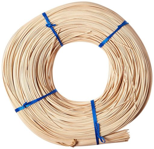 Commonwealth Basket Round Reed #2 1-3/4mm 1-Pound Coil, Approximately 1100-Feet