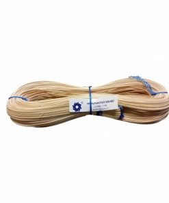 500' Half Hank Strand Cane: Superfine, Fine-Fine, Fine, Narrow Medium, or Medium (Fine 2.5mm)