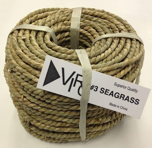 #3 Twisted Seagrass 4.5mm-5mm 1lb coil