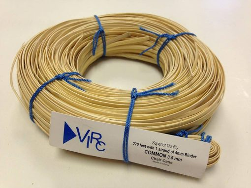 Chair Cane Common 3.5mm 270 ft Coil With 1 Strand Of 4mm Binder Cane