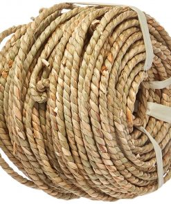 Commonwealth Basket Basketry Sea Grass #3 4-1/2mmx5mm 1-Pound Coil, Approximately 210-Feet