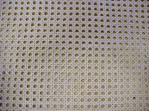 """Cane, 1/2"""" Conventional Weave, 18"""" Width - Per Foot"""