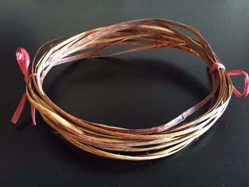Rattan Flat Furniture Chair Basket Caning.Natural Repair Binder Cane. Light Brown