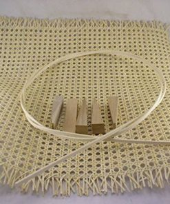 Pressed Cane Webbing Kit, Contains a 24