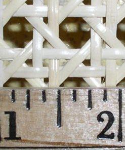 Cane Webbing Standard Size Fine Open 1/2