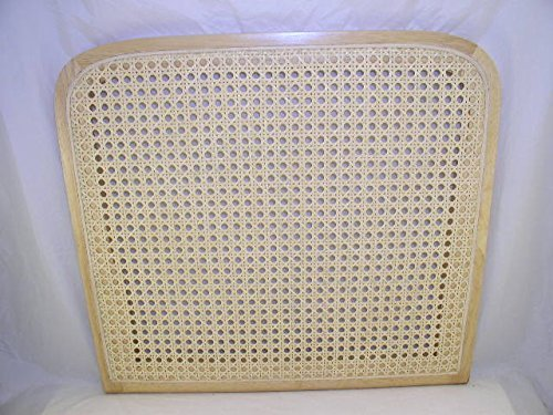 """Cane Webbing Standard Size Fine Open 1/2"""" Mesh, 18"""" Wide, Sold By the Running Foot, Qty of 1 = 12"""", Qty of 2 = 24"""", Qty of 3 = 36"""" and so on."""