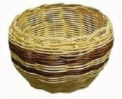 Cherokee Double Wall Basket Kit