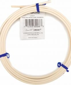 Commonwealth Basket No.7 Reed Spline, 0.125 by 72-Inch