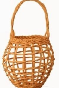 Country Onion Basket Kit
