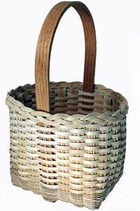 Garden Basket Weaving Kit